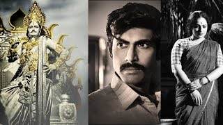 NTR Biopic Movie Characters | Nandamuri Balakrishna | Rana | Rakul | Sumanth | Tollywood Updates - RAJSHRITELUGU