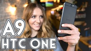 HTC One A9: обзор смартфона