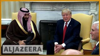 🇸🇦 Saudi prince 'looks to rehabilitate image' on US visit | Al Jazeera English - ALJAZEERAENGLISH