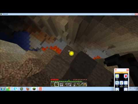 Minecraft - Ep'2 (Skin Mulher pelada e  casa  terminada)
