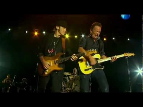 Bruce Springsteen - No Surrender @ Rock in Rio Lisboa 2012