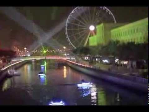 Qasba light show 2 dec