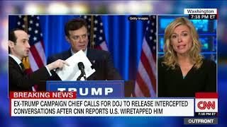 Manafort asks DOJ to release any intercepted info - CNN