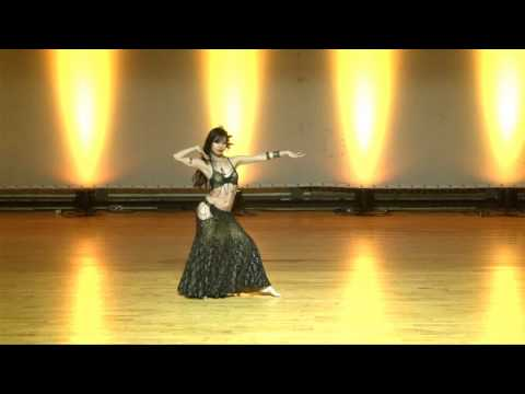 Aida Huang: Tribal Fusion Belly Dance 部落融合風肚皮舞Robots in Motion