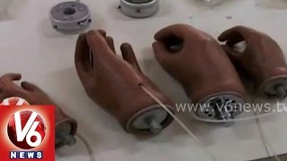 Artificial Limbs Manufacturing Corporation in India - V6 Special Story - V6NEWSTELUGU