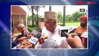 video : कश्मीर समस्या के हल के लिए तीसरे पक्ष की मदद ले सकते हैं - फारुख अब्दुल्ला