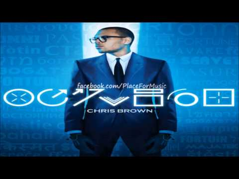 Chris Brown - Don't Wake Me Up -8GVTXOh04VY