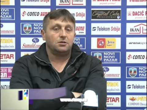 FK Novi Pazar press