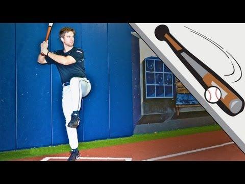 Baseball Hitting Secrets - The One-Legged Drill
