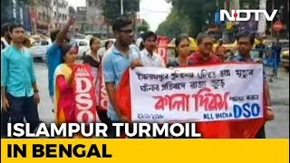 Islampur In Bengal Is Turning Out To Be The New Political Flashpoint - NDTV
