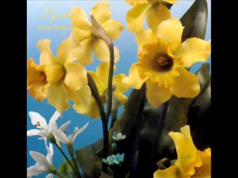 Цветы из холодного фарфора. Керамическая флористика.