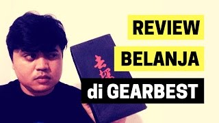 Review Belanja Barang di Gearbest