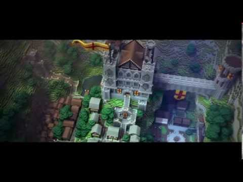 Fallen Kingdom   A Minecraft Parody of Coldplay's Viva la Vida (Music Video)