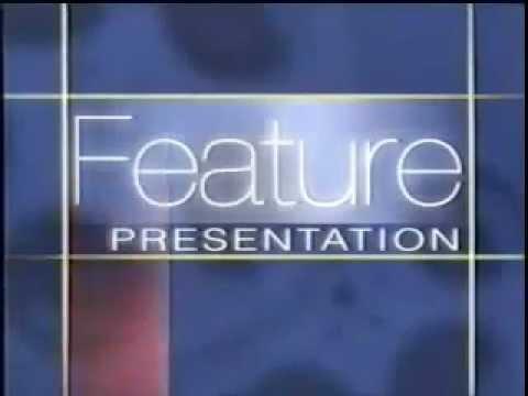 Feature Presentation Logo (2000-2006)