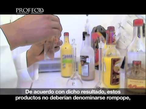 Estudio de Calidad: Rompope bebida con gran tradición [Revista del Consumidor TV 3.1]