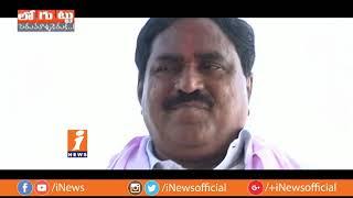 TRS Errabelli Dayakar Rao Vs Congress Janga Raghava Reedy In palakurthi | Loguttu | iNews - INEWS