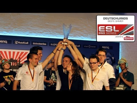 League of Legends Finals - ESL Pro Series Summer Season 2013