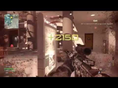 MW3 Quick Scope Montage feat. GT_Brain_Freeze