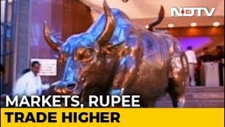 Sensex Gains Over 100 Points, Nifty Above 10,900 - NDTV