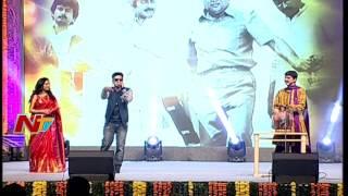 Pranav Chaganti's Rap Song on K.Vishwanth || K.Vishwanth Felicitation Ceremony || NTV - NTVTELUGUHD