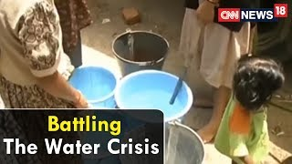 Niti Aayog CEO Exclusive | Battling The Water Crisis | Epicentre Plus | CNN News18 - IBNLIVE