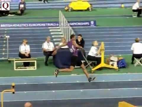 Ricardo Twumasi 15.55m Triple Jump
