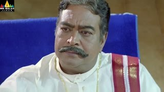 Ade Nuvvu Ade Nenu Movie Ranganath Angry on Shashank | Telugu Movie Scenes | Sri Balaji Video - SRIBALAJIMOVIES