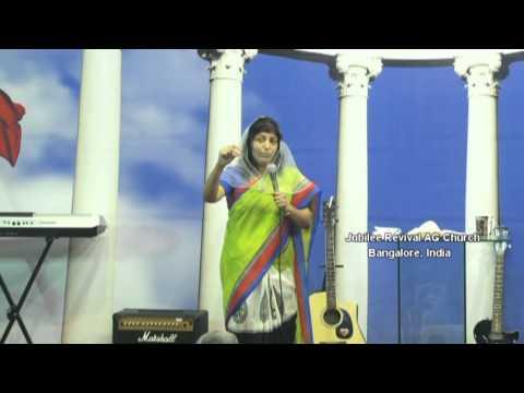 தேவனின் சர்வ வல்லமையும் வாழ்வின் சந்தர்ப்பங்களும் - Pastor Pramila Jeyaraj