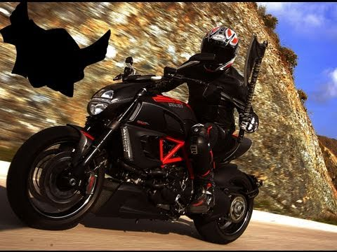 2011 Ducati Diavel Carbon Ultimate review, onboard and more