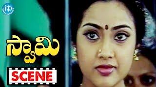 Swamy Movie Scenes - Nandamuri Hari Krishna Warns Jaya Prakash Reddy || Brahmanandam - IDREAMMOVIES