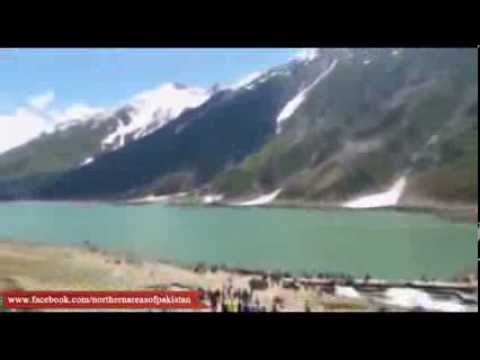 Beauty of Lake Saif ul Malook in Naraan Pakistan