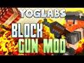 Minecraft Mods - Block Gun Mod - YogLabs