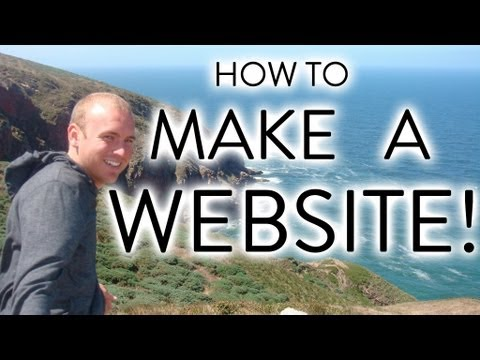 How To Make a Wordpress Website - AMAZING!
