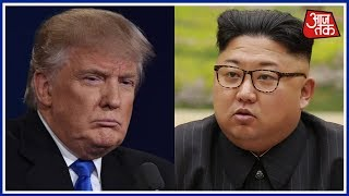 Donald Trump Cancels Singapore Meeting With Kim Jong-un; Calls It A Big Setback - AAJTAKTV
