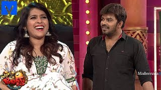 Sudigali Sudheer & Team Performance - Sudheer Skit Promo - 8th March 2019 - Extra Jabardasth - MALLEMALATV