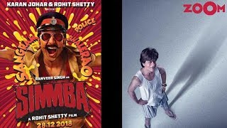 'Simmba' and 'Zero' to CLASH with each other on box office?! | Bollywood News - ZOOMDEKHO