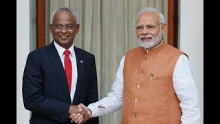 Morning Breaking: India declares Rs 10,000 crore aid to Maldives - ZEENEWS