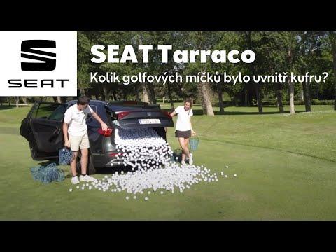 Autoperiskop.cz  – Výjimečný pohled na auta - Kolik golfových míčků se vejde do zavazadlového prostoru modelu Tarraco?