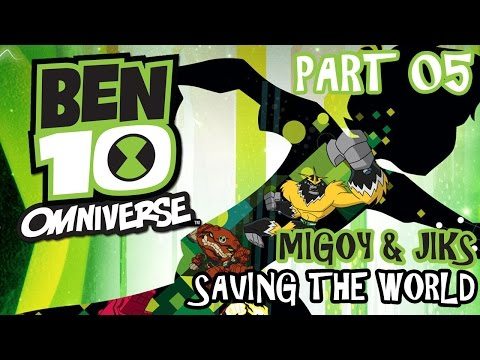 Ben 10: Omniverse (Co-op) Part 05 - Why would you get rid of Shocksquatch? | Too Much Gaming