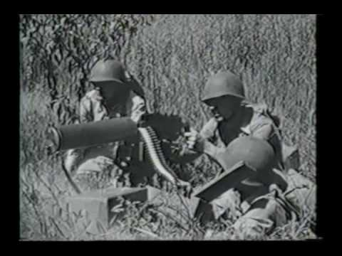 Infantry Weapons and Thier Effects 1943 Part 1 of 2