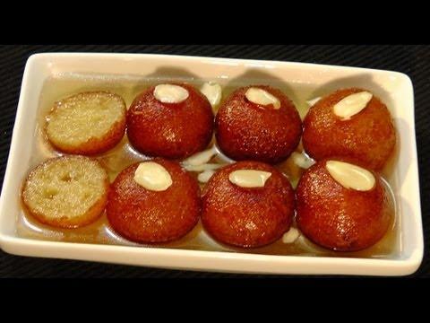 Гулаб джамун - рецепт индийских сладостей