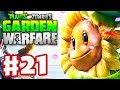 Plants vs. Zombies: Garden Warfare - Gameplay Walkthrough Part 21 - Revival Master (Xbox One)