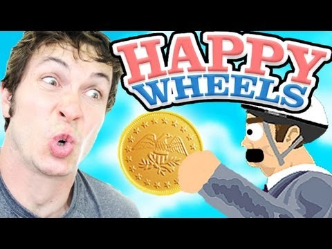 I'M ADDICTED TO VICTORY - Happy Wheels