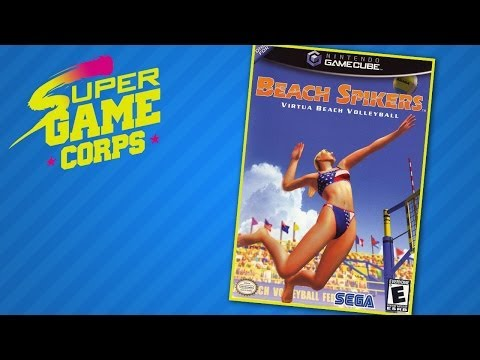 Beach Spikers - Super Game Corps