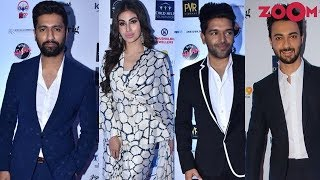 Bollywood Stars attend Dadasaheb Phalke International Film Festival Awards 2019 - ZOOMDEKHO