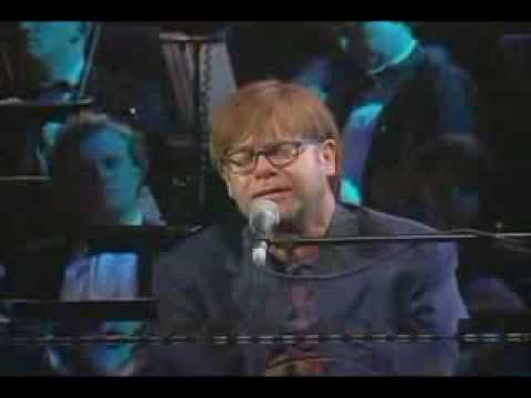 Elton John - Live Like Horses (Live) -8LmLvdibNY8