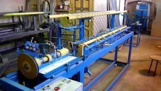 Станок автомат рабица асв-174