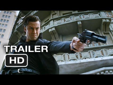 Looper Official Trailer - Joseph Gordon-Levitt, Bruce Willis Movie (2012) HD