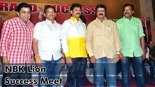 NBK Lion Success Meet - IGTELUGU