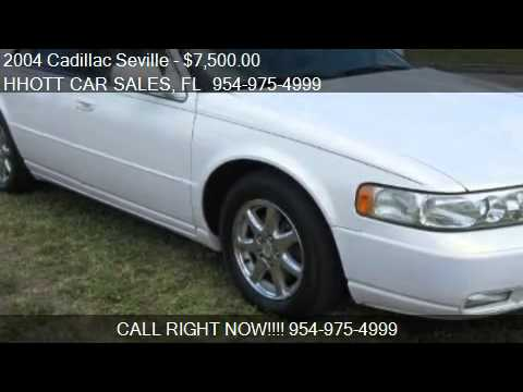 2004 Cadillac Seville SLS for sale in Deerfield Beach, FL 33